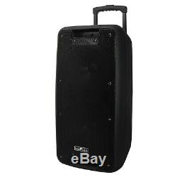 10 Bluetooth Portable Pa Party Speaker System Wireless MIC Microphone Remote