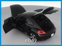 2012 Volkswagen Beetle Classic 2.0T Turbo Hatchback 2D