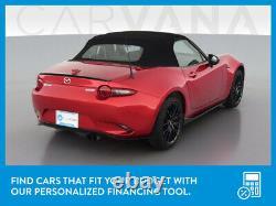 2016 Mazda MX-5 Miata Club Convertible 2D