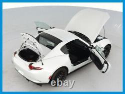 2017 Mazda MX-5 Miata Club Convertible 2D