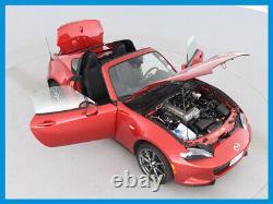 2017 Mazda MX-5 Miata Grand Touring Convertible 2D