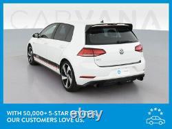 2018 Volkswagen Golf S Hatchback Sedan 4D