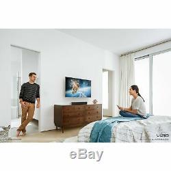 2.0 Sound Bar Home Speaker Wireless Audio TruSurround Bluetooth USB Remote Blk