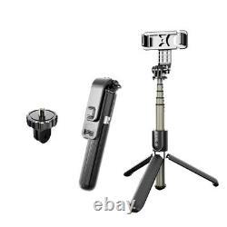 30XL02 Selfie Stick Monopod Bluetooth Tripod with Wireless Remote Shutter D3F1