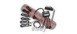 6 Channel Trigger System With Relay. Harness & Rf/Bluetooth Wireless Remote