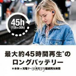Audio-technica Complete wireless earphone Bluetooth remote control with mi NEW