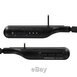 Audio-technica Wireless Earphone Bluetooth Remote Control Mic High Quali New