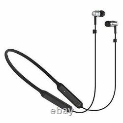 Audio-technica Wireless earphone Bluetooth remote control with microphone ATH-CK