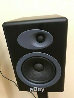 Audioengine A5+ Premium Powered Bookshelf Speakers with Brand New Remote Control