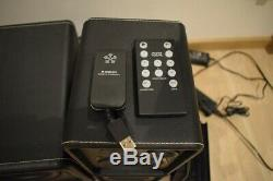 Audiopro LV2- 2 Pair wireless speakers & AudioPro LV2 Sub, 1 Transmiter + Remote