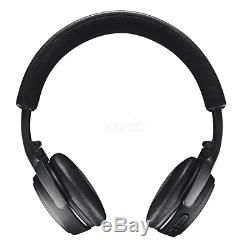 BOSE 714675-0030 On-Ear Wireless Bluetooth Headphones With Mic-Remote (Black)
