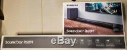 BRAND NEW Samsung HW-R60M 3.1 Soundbar & Wireless Subwoofer Bluetooth & Remote