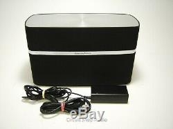 B&W A5 Speaker / Wireless Music System / Airplay / No Remote - 0030949
