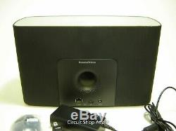 B&W A5 Speaker / Wireless Music System / Airplay / Remote - 0016022