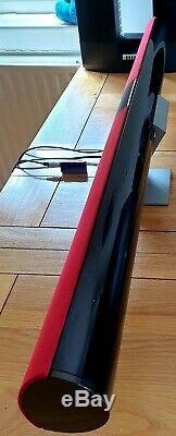 B&o Beolab 3500 Mk2 Bluetooth Table Stand Black/red Remote Stunning Condition