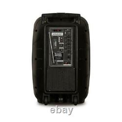 Battery Powered Bluetooth Led Cable Charger Speaker Wireless Mic Remote Indoor