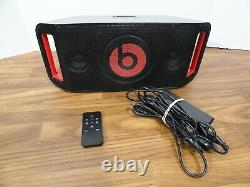 Beats by Dr. Dre Beatbox Portable Wireless Bluetooth Speaker BLACK WithREMOTE