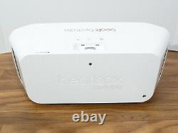 Beats by Dr. Dre Beatbox Portable Wireless Bluetooth Speaker WHITE WithREMOTE