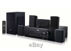 Bluetooth Home Theater System 1000W Audio Surround Sound with Remote New