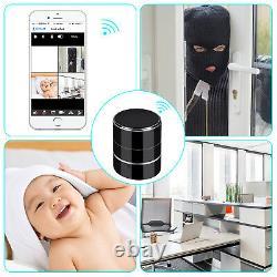 Bluetooth Music Player Wireless Hidden Spy Camera Remote View via APP