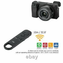 Bluetooth Wireless Remote Control Rep Sony RMT-P1BT F A7C ZV1 A7SIII A7RIV A6600