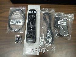 Bose 418775 Solo TV Speaker / Soundbar, Black withRemote, Bluetooth/HDMI New