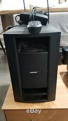Bose PS48 III, Bose SL2 & Bose AV35 Complete System with Stands and Remote