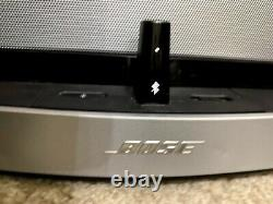 Bose Series I0 SoundDock With Bose Bluetooth Adapter & a New Remote. G C & P W O