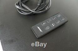Bose Solo 10 Series II 2 TV Sound System Wireless Speaker Bluetooth And Remote
