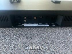 Bose Solo 10 Series II 2 TV Sound System Wireless Speaker Bluetooth & Remote
