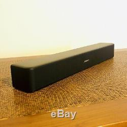Bose Solo 5 Bluetooth Wireless TV Soundbar System Complete With Remote