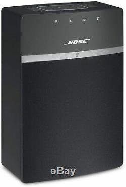 Bose SoundTouch 10 Wireless Music System w Remote WiFi Bluetooth & Alexa