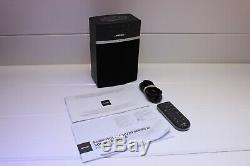 Bose SoundTouch 10 Wireless Speaker Black with Remote