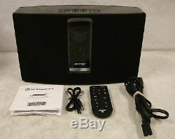 Bose SoundTouch 20 Series III Wireless Music System Bluetooth WiFi w Remote&Box