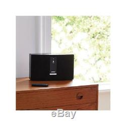 Bose SoundTouch 20 Series III Wireless Music System with Remote Control, Black