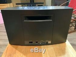 Bose SoundTouch 20 Wireless Music System Black withRemote