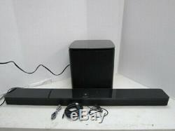Bose SoundTouch 300 Sound Bar + Bass Module with REMOTE 421650 5420K