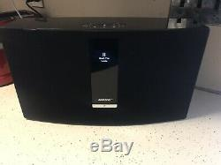 Bose SoundTouch 30 Series III BLUETOOTH Wireless Music System- Black W Remote