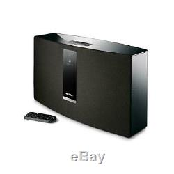 Bose SoundTouch 30 Series III Wireless Music System with Remote Control, Black