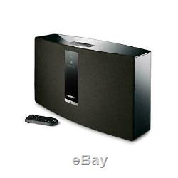 Bose SoundTouch 30 Series III Wireless Music System with Remote Control Black