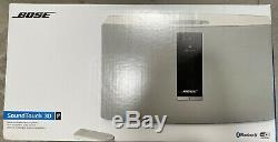 Bose SoundTouch 30 Series III Wireless Music System with Remote Control, White