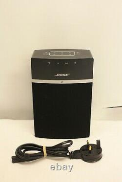 Bose Soundtouch 10 Wireless Music System Bluetooth Speaker No Remote
