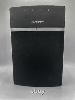 Bose Soundtouch 10 Wireless Speaker Bluetooth/App Controlled No Remote