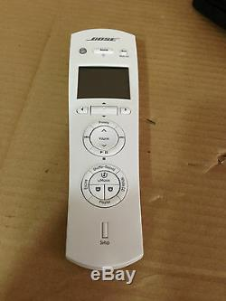 Bose lifestyle roommate with PMC II remote. Lifestyle. BLACK