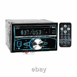 Boss CD MP3 USB Bluetooth Stereo Dash Kit Harness for 1992+ Chevy GMC Pontiac