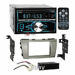 Boss CD MP3 USB Bluetooth Stereo Dash Kit Harness for 2007-11 Toyota Camry