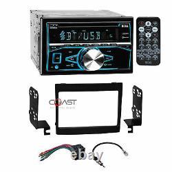Boss CD MP3 USB Bluetooth Stereo Dash Kit Wire Harness for 2004-06 Pontiac GTO