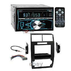 Boss CD USB Bluetooth Stereo Dash Kit Harness for 2005-07 Dodge Magnum Charger