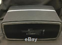 Bowers Wilkins A7 Airplay Wireless Speaker with remote