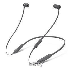 Brand New BeatsX Beats X Gray Wireless Bluetooth Earphones Headphones Remote W1